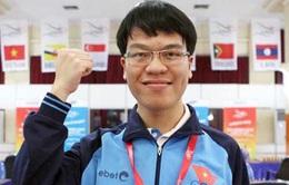 Kỳ thủ Quang Liêm xếp hạng 39 thế giới