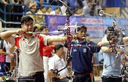 Giải bắn cung châu Á: Việt Nam gây ấn tượng mạnh