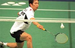 Tiến Minh dừng bước sớm ở giải đấu 1 triệu USD
