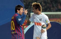 """Neymar: """"Chẳng ai có thể sánh được Messi"""""""