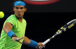 Nadal sẽ trở lại vào tháng 2/2013