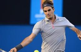 Federer lần thứ 10 liên tiếp lọt vào bán kết Australian Open