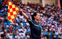 Bóng đá Việt đang lãng phí nguồn lực trọng tài nữ