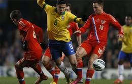 Scolari và điệp khúc hòa cùng Brazil