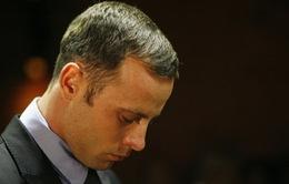Pistorius được phép tại ngoại