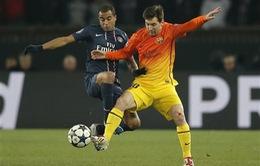 Sai lầm của trọng tài giúp PSG cầm hòa Barca