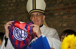 Giáo hoàng sẽ dự khán một trận đấu của Barca?