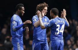 Lượt đi tứ kết Europa League: Cái uy của bóng đá Anh