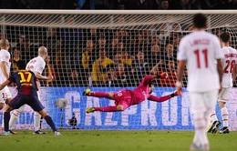 Barcelona 1–1 PSG: Tiếc cho người Pháp