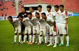 BXH FIFA tháng 4/2013: Việt Nam vẫn là số 1 Đông Nam Á