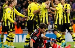 Dortmund vui mừng khi gặp lại Real