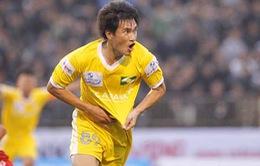 Công Vinh không được đề cử Quả bóng Vàng Việt Nam 2012