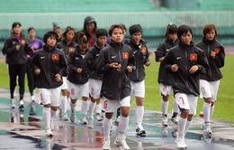 Trẻ hóa bóng đá nữ và mục tiêu World Cup 2015