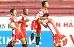 ĐHTB V-League vòng 5: Điểm sáng Đồng Nai