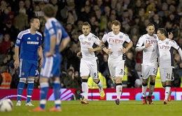 1h45, K+1, Fulham – Chelsea: Lời nguyền ở Craven Cottage