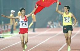 Điền kinh Việt Nam dồn sức cho SEA Games 27