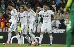 Real Madrid trở thành đội bóng giàu nhất thế giới