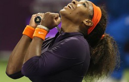 Serena Williams trở lại ngôi số 1 thế giới: Gừng càng già càng cay