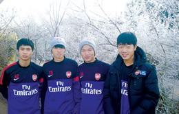Giấc mơ tuổi 17 từ HA.GL Arsenal JMG