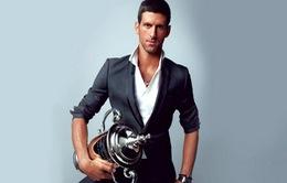 Novak Djokovic: Nhà vua đích thực của quần vợt