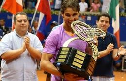 Nadal vô địch giải Brazil Open: Chúc mừng Rafa!