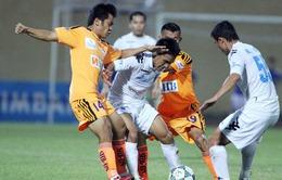 SHB. Đà Nẵng 1-0 Hà Nội T&T: Chủ nhà giành chiến thắng xứng đáng