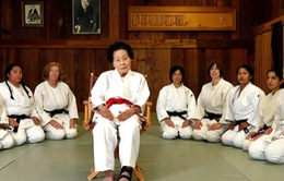 """Nữ võ sĩ Judo số 1 thế giới qua đời: Huyền thoại về """"Mrs. Judo"""""""