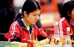 Giải cờ vua hạng Nhất quốc gia 2013: Thảo Nguyên bất ngờ bị loại