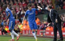 Liverpool 2-2 Chelsea: Thầy trò Benitez sa lầy ở Anfield