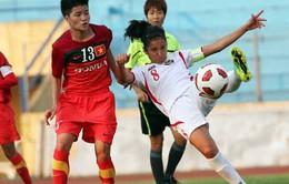 Nữ Việt Nam vượt qua Jordan trong trận tái đấu