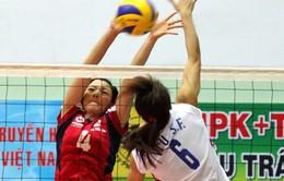 Giải vô địch bóng chuyền các CLB nữ châu Á 2013: Chủ nhà thắng kịch tính