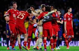 5 đội bóng từng đè bẹp Barcelona ở Champions League