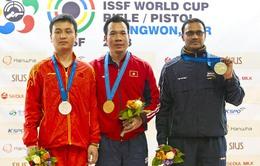 Bắn súng Việt Nam tìm 'vàng' ở Issf World Cup Munich 2013