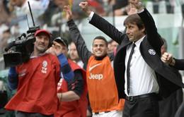 """Conte: """"Được dẫn dắt Juventus là một giấc mơ"""""""