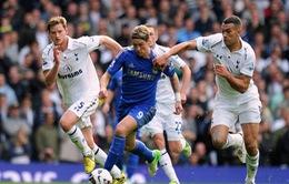 Derby London, Chelsea – Tottenham và những con số thống kê