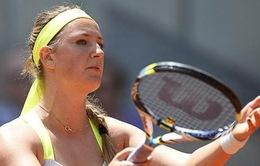 Madrid Open tiếp tục sốc: Victoria Azarenka bật bãi!