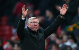 Các huyền thoại bóng đá Anh nói về quyết định chia tay của Sir Alex