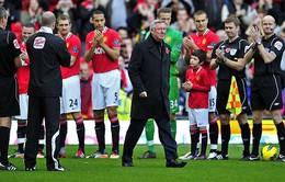 22h00, K+1, Man Utd – Swansea: Cuộc chia tay huyền thoại