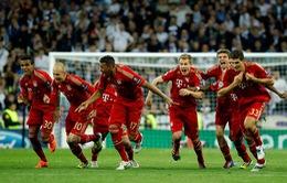 ĐHTB Bundesliga mùa giải 2012-2013: Bayern áp đảo