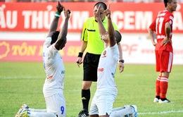 Vòng 10 V-League: Thử thách cho V.Ninh Bình