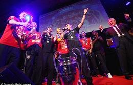 Bayern đưa Champions League về Munich