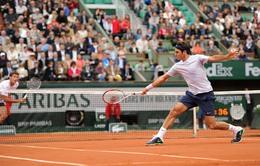 Ngày thi đấu thứ 4 Roland Garros: Không có bất ngờ