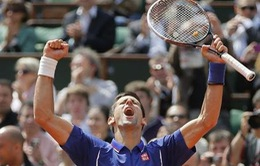 Nole tái ngộ Haas ở tứ kết Roland Garros