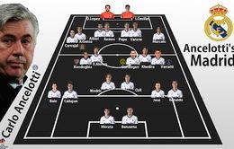 Chuyển nhượng 24H: Ancelotti đã tiến sát Bernabeu