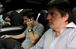 Cha con Leo Messi sắp hầu tòa