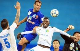 Vòng 13 V-League: Đại chiến ở Pleiku