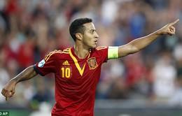 Chuyển nhượng 23/6: Man Utd có thể trắng tay trong vụ Thiago Alcantara