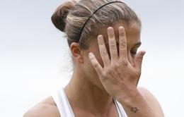 Wimbledon 2013 ngày ra quân: Sara Errani cay đắng dừng bước