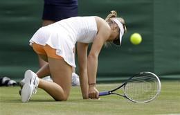 """Wimbledon 2013 tiếp tục """"sốc"""": Sharapova bị loại"""