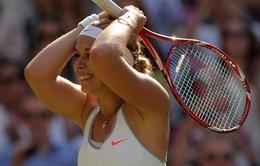 """""""Ngựa ô"""" Lisicki xuất sắc vào chung kết Wimbledon"""